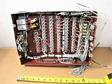 Aircraft Part Terminal/Switch/Relay Box Assembly