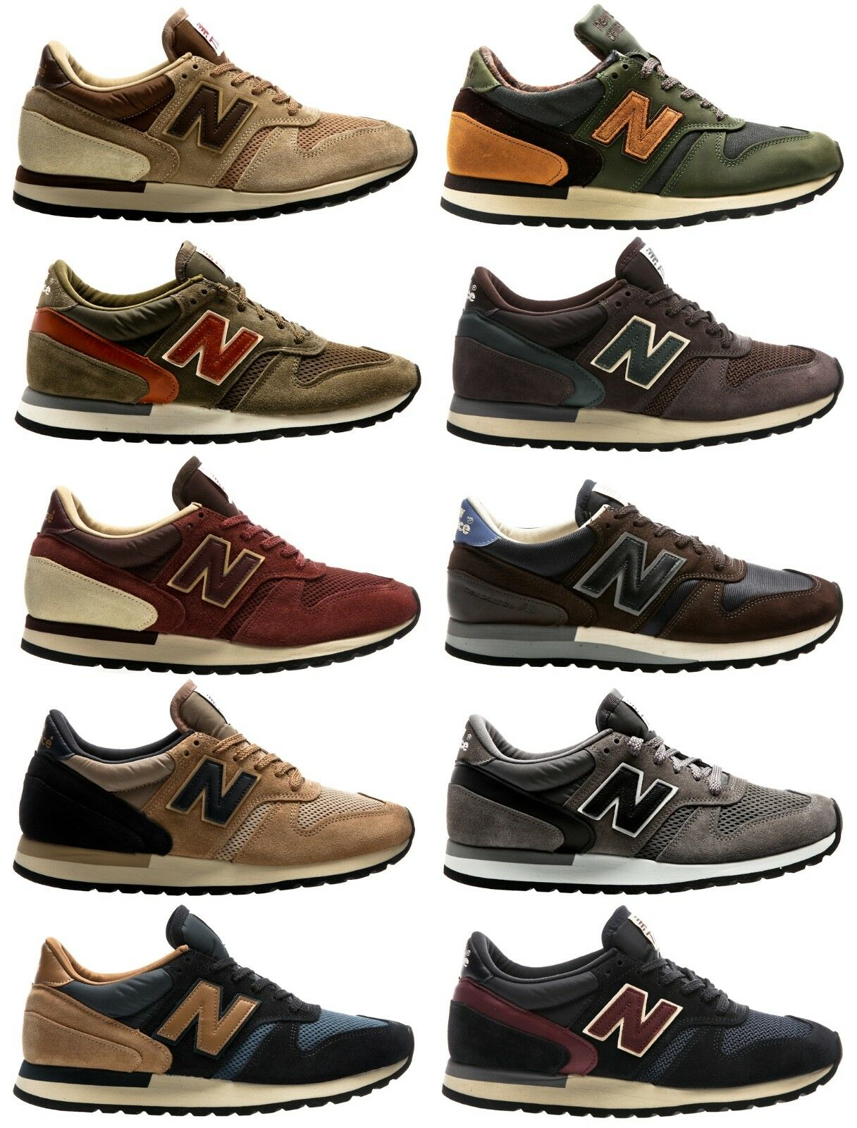 New Balance M770 770 NP SBN BBB RBB SNB AEF as MGC GN GT Men Sneaker