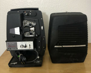 Vintage-Mid-Twentieth-Centry-Sears-8MM-Movie-Projector-Automatic-Model-584-92700