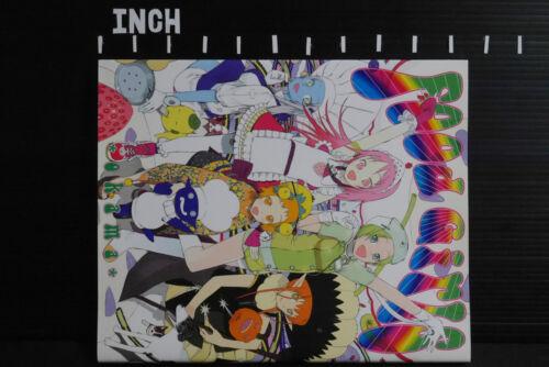 "Details about  /JAPAN okama Manga Art Book /""Food Girls/"""