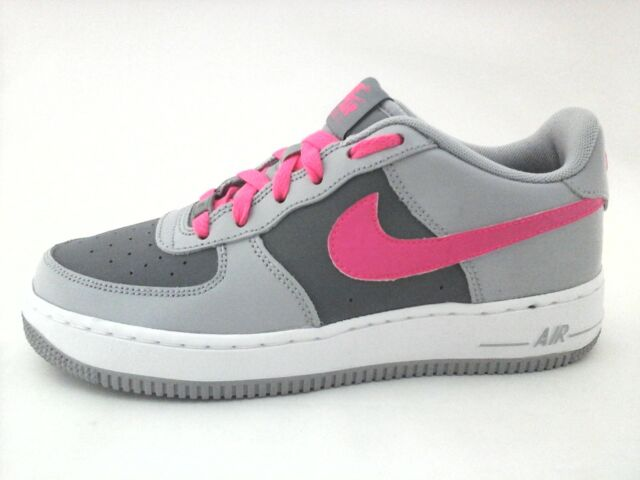 Nike Air Force 1 GS shoes grey