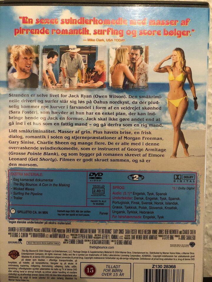 The big Bounce, DVD, komedie