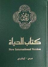 Arabic/English Bilingual New Testament by Zondervan Staff (2016, Imitation...