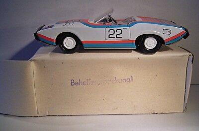 """06 117 Ehri / Plasticart """"sportwagen Offen Rallye 22 (ohne Schwungrad Antrieb)"""""""