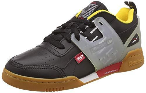 b8318d1f3a3 NEW MENS REEBOK WORKOUT PLUS ALTERED SNEAKERS DV5242-SHOES-MULTIPLE SIZES