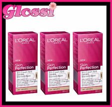 2 X Loreal 50ml Skin Perfection Bb Cream 5in1 Instant Blemish Balm