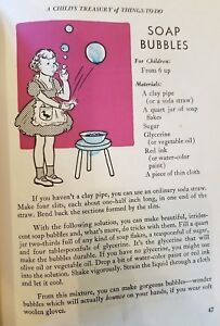 A-Child-039-s-Treasury-of-Things-to-Do-by-Caroline-Horowitz-1945
