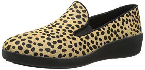 FitFlop Damenschuhe Fashion F Pop Skate Pony Fashion Damenschuhe Sneaker- Pick SZ/Farbe. e06783