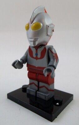 NEW Ultraman Baltan Kamen Rider Henshin Sentai Custom Compatible Mini Figure USA