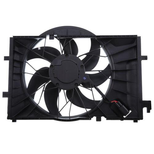 Radiator Cooling Fan for Mercedes-Benz C 180//C 200 Kompressor W203 CL203 S203