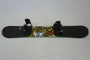 Burton-Air65-Snowboard-162-Cm-with-Bindings
