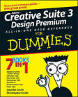 Adobe Creative Suite 3 Design Premium All-in-one Desk Reference For Dummies by Jennifer Smith, Christopher B. R. Smith (Paperback, 2007)