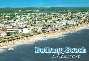 Image Is Loading Aerial View Of Bethany Beach Delaware Swimming Hotels