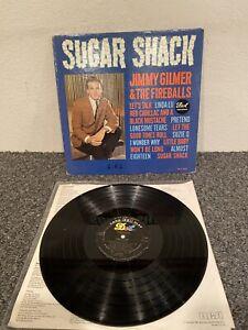 33 Rpm Lp Sugar Shack Jimmy Gilmer & The Fireballs
