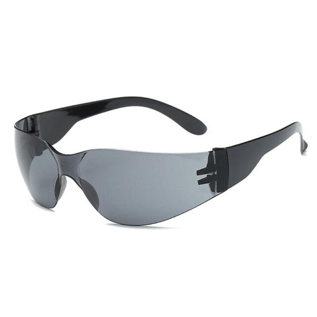 Safety Glasses Eye Protection Goggles Eyewear Dental Lab Work Protective Bmo