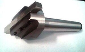 Fly-Cutting-Tool-MT3-Shank-M12-x-1-75-Drawbar-thread-with-HSS-Bit-Facing