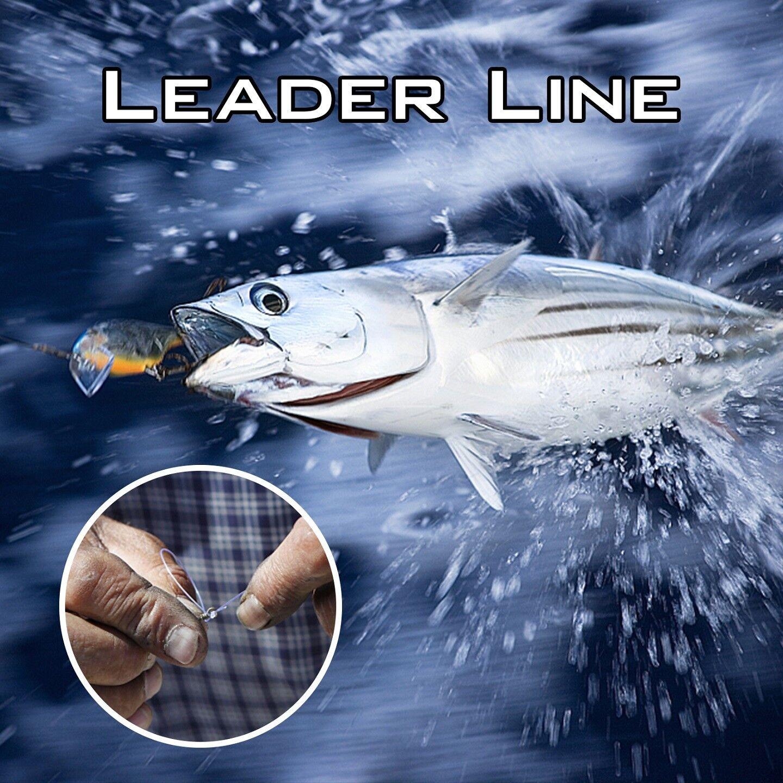 KastKing DuraBlend Monofilament 110M 200LB Leader Line for Saltwater Fishing HOT