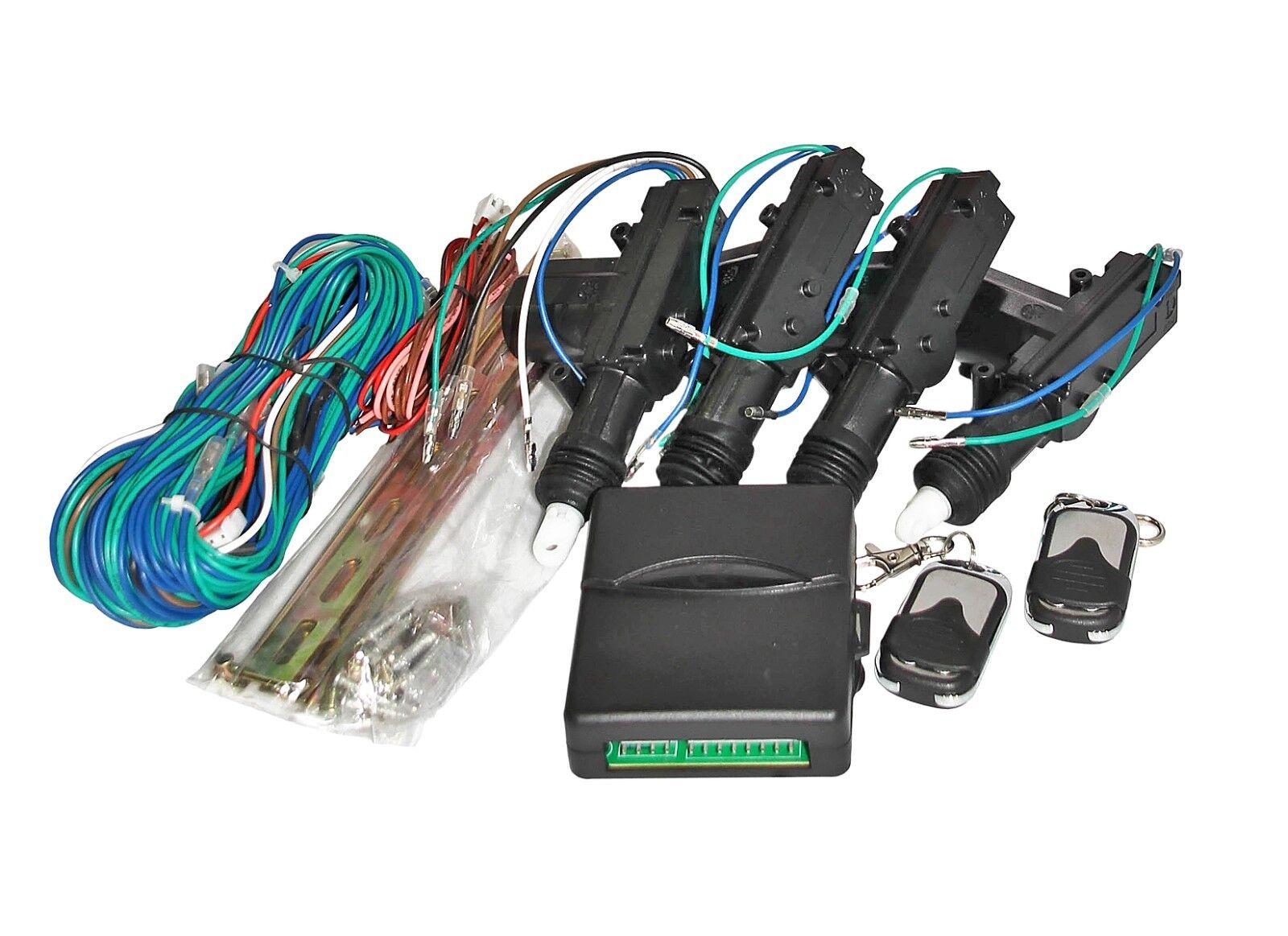 Remote Central Door Locking Kit Bmw E30 E28 E36 Ebay Lock Actuator Wiring Diagram