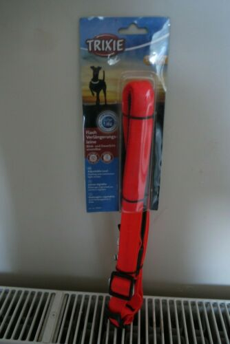 Trixie Flash Adjustable Lead Size S-XL 0.85-1.60m