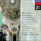 Mozart: Sacred Music (CD, Apr-1994, 2 Discs, London)