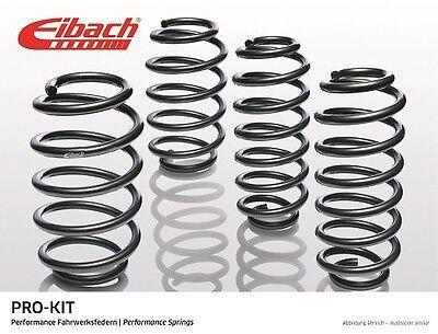 Eibach Pro Kit Lowering Springs VW Eos 2.0 TFSI DSG 2.0 TDi DSG 3.2 DSG