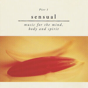 Sensual CD: Music for the Mind, Body and Spirit New Age Healing very good (RARE!