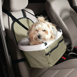 Dog Booster Seat – Dog Car Seat For Small Dogs – Pet Car Seat | eBay
