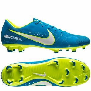 Nike Mercurial Victory VI FG Neymar NJR 2017 Soccer Shoes Brand New ... 803730671a8cd