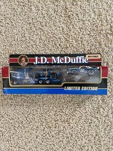 J.D.McDUFFIE Matchbox Limited Edition TEAM CONVOY
