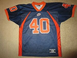 sale retailer 4783c 10ab4 Details about UTEP Texas El Paso Miners Football Jersey Youth XL 18-20