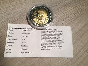 10 Euro Essai Monaco 2008 Pour ExpéDition Rapide