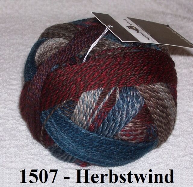 Crazy Zauberball Schoppel Fb Herbstwind Stricken Häkeln Socken