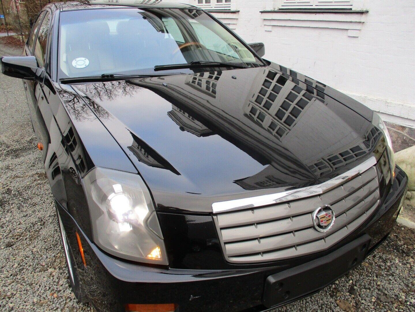 Cadillac CTS 3,2 Sport Luxury aut. 4d