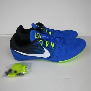 the best attitude fec18 35ba6 Image is loading NIKE-Zoom-Rival-M-Track-Racing-Running-Spikes-