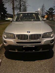 2009 BMW X3 -