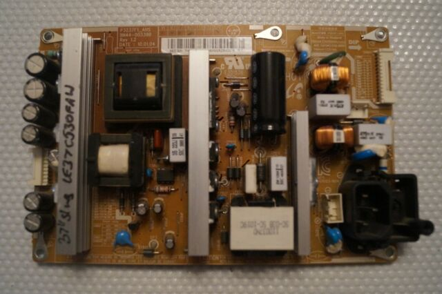 PSU POWER SUPPLY BOARD BN44-00339B REV 1.2 FOR 37