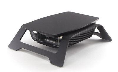 INVASION for Raspberry Pi 3B+, 3 Pi 3, Pi 2 and B+ Heatsinks with Fan ~ C4Labs