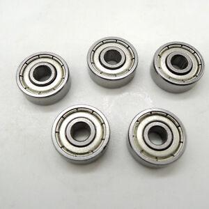 10pcs-624ZZ-4x13x5mm-miniature-deep-groove-ball-bearing-4-13-5mm