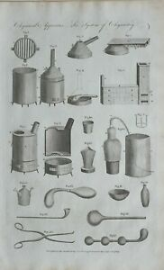 1789-DATED-PRINT-CHYMICAL-APPARATUS-CHEMICAL-CHEMISTY-EQUIPMENT