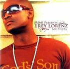 Mimi Presents Trey Lorenz Mr. Mista 0741157166323 CD