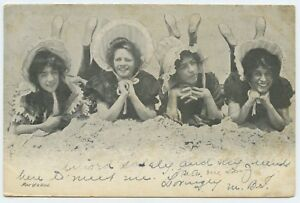 1904-Ocean-Grove-NJ-to-Miss-Eula-Durfee-in-Gloversville-NY-Four-of-a-Kind-Gals