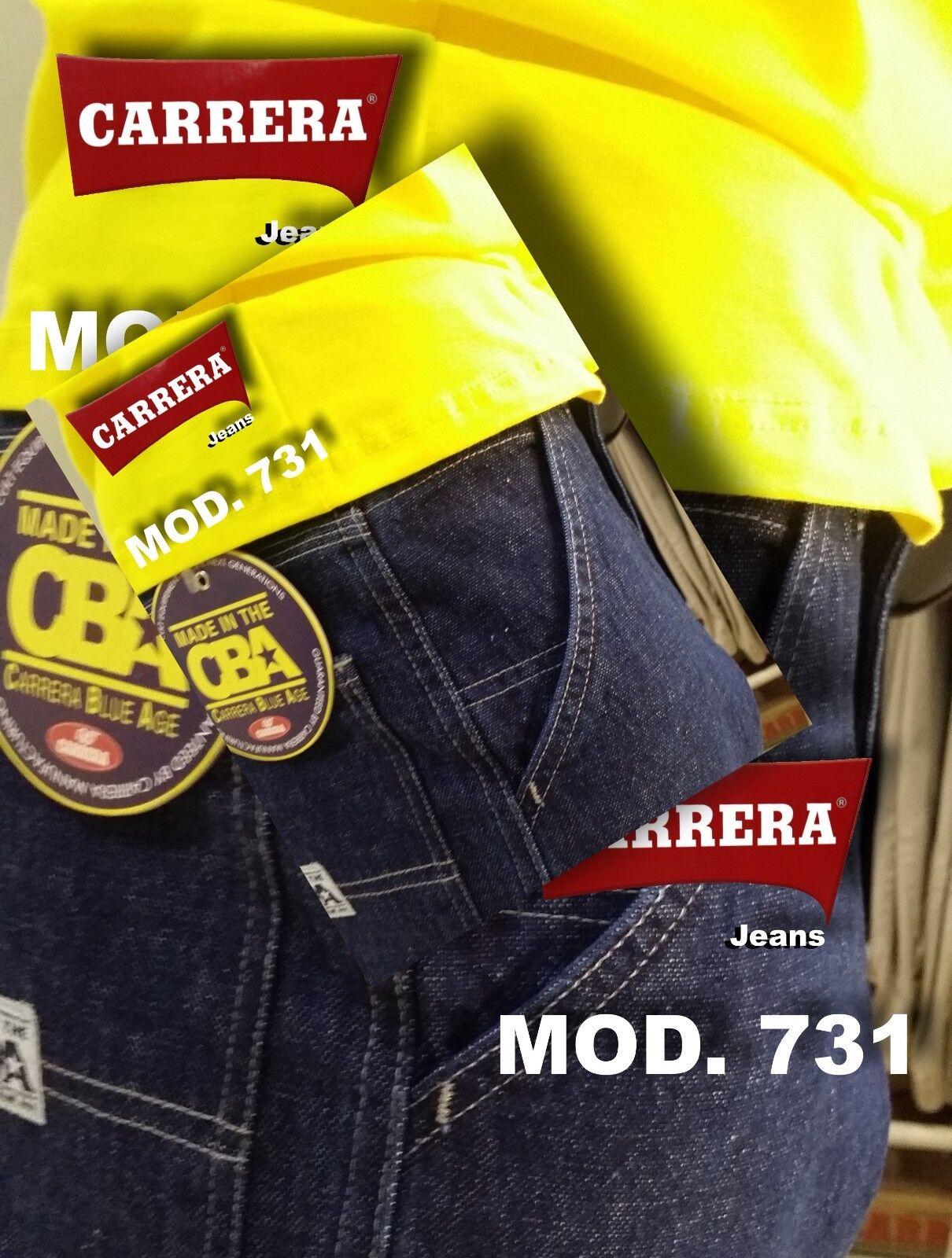 CARRERA MOD. AMERICA 731 STYLE CARPENTER MISURE 46 48 50
