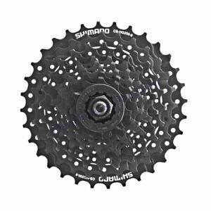 Shimano-Acera-Alivio-Deore-CS-HG200-9-MTB-Bike-9-Speed-Cassette-11-32T-Black
