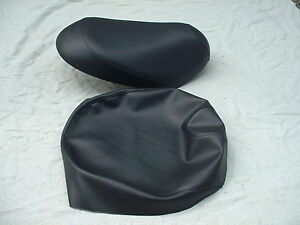 Honda-Metropolitan-CH50-replacement-034-SEAT-COVER-034-Jazz-Scoopy-fits-up-to-2011
