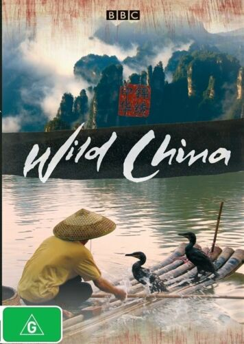 1 of 1 - Wild China (DVD,2-Disc Set) Region 4 Very Good Condition