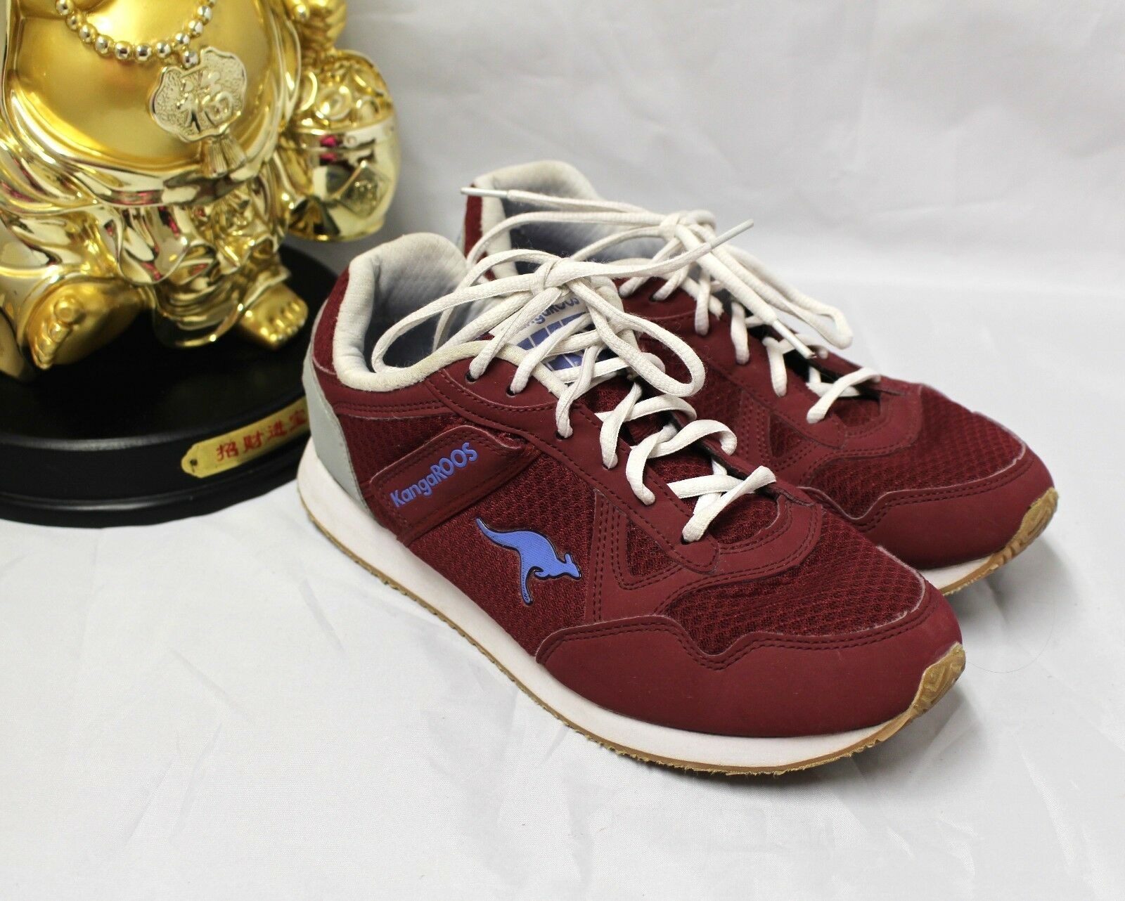 14a0b876cd ROOS Women 9 Sneakers Berry Side Packet Running Athletic Walking Kanga  Tennis nrftbl3080-Women's Athletic Shoes