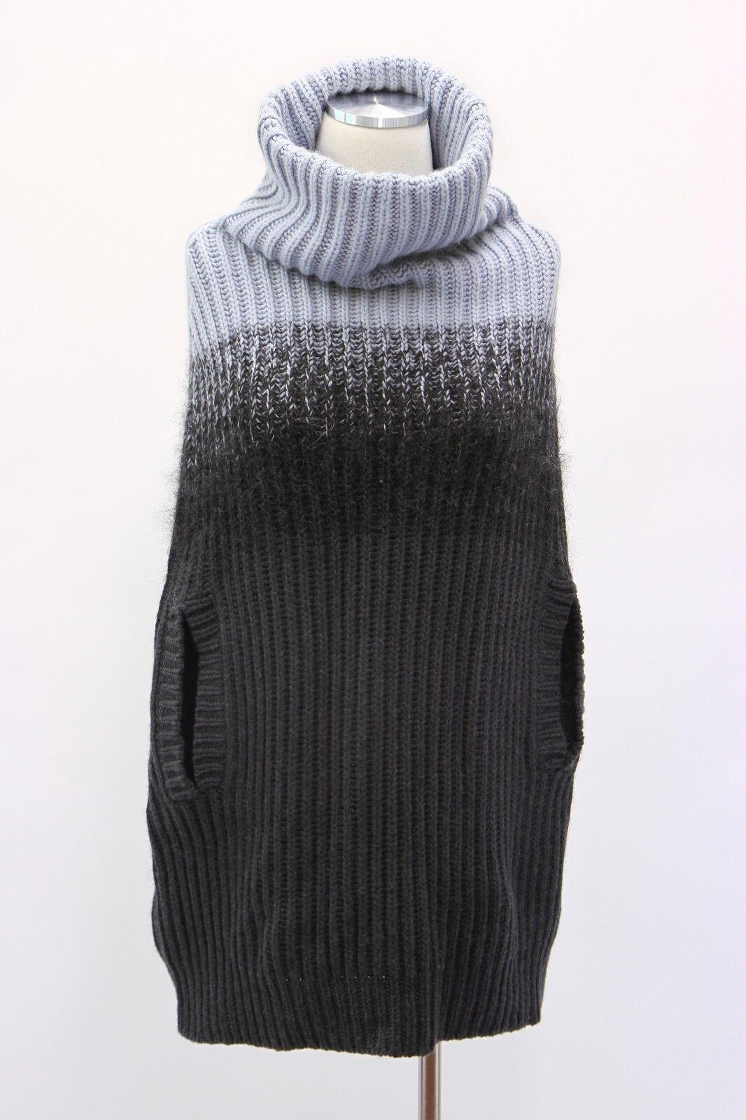 8f2a68bba33dca NWT 3495 Brunello Cucinelli 100% Ribbed Sequin Ombré Long Knit M A181  Cashmere npfvdm2285-neue Kleidung