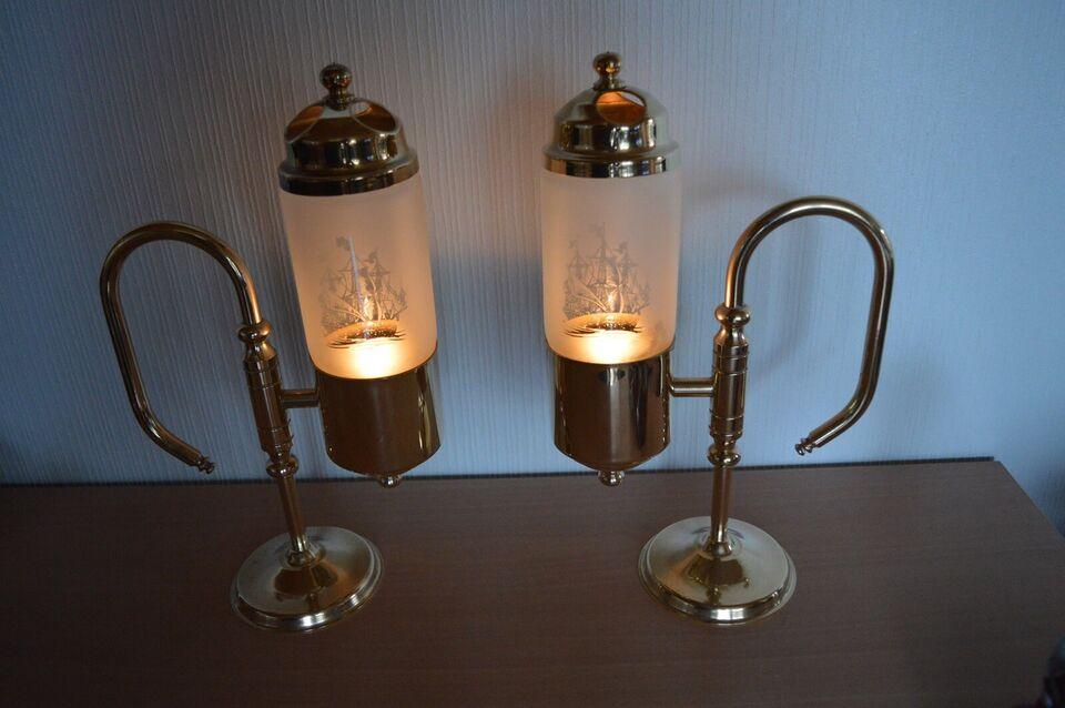 Anden bordlampe, 2 stk.