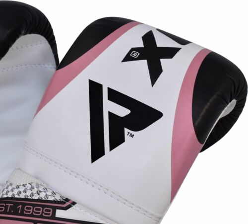 RDX13PC Boxsack Stück Damen 4FT Gefüllt Sandsack Frauen Handschuhe MMA Klammer D