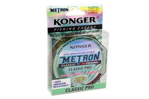 Angel cuerda kong Metron Classic pro bobina 150m monofilamento super fuerte! 0,028 €//m